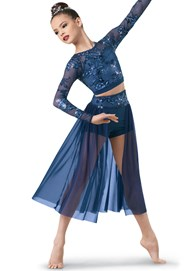 b34d2c99c Lyrical Dance Costumes | Weissman®