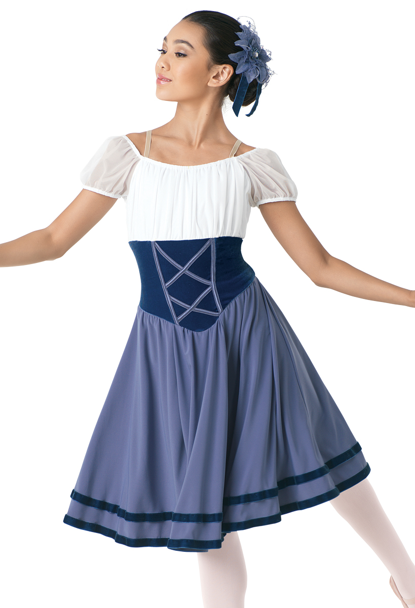 sc 1 st  Weissman & Weissman® | Milk Maid Ballet Dress