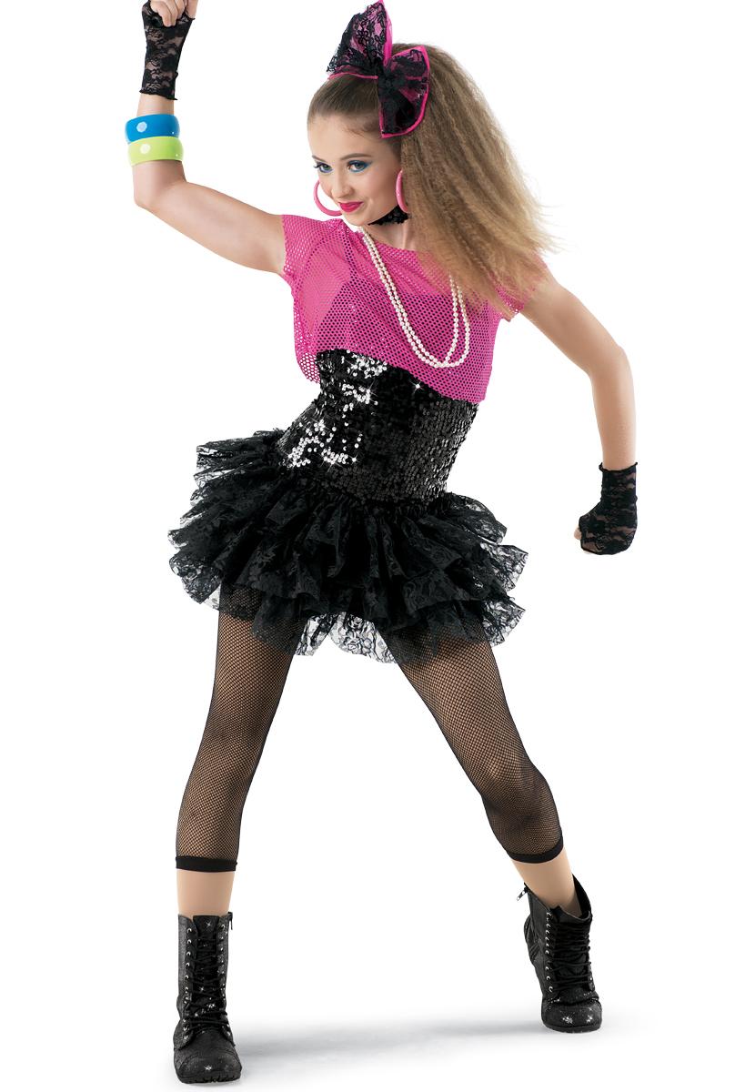 sc 1 st  Weissman & Weissman® | Pop Star Madonna Character Costume