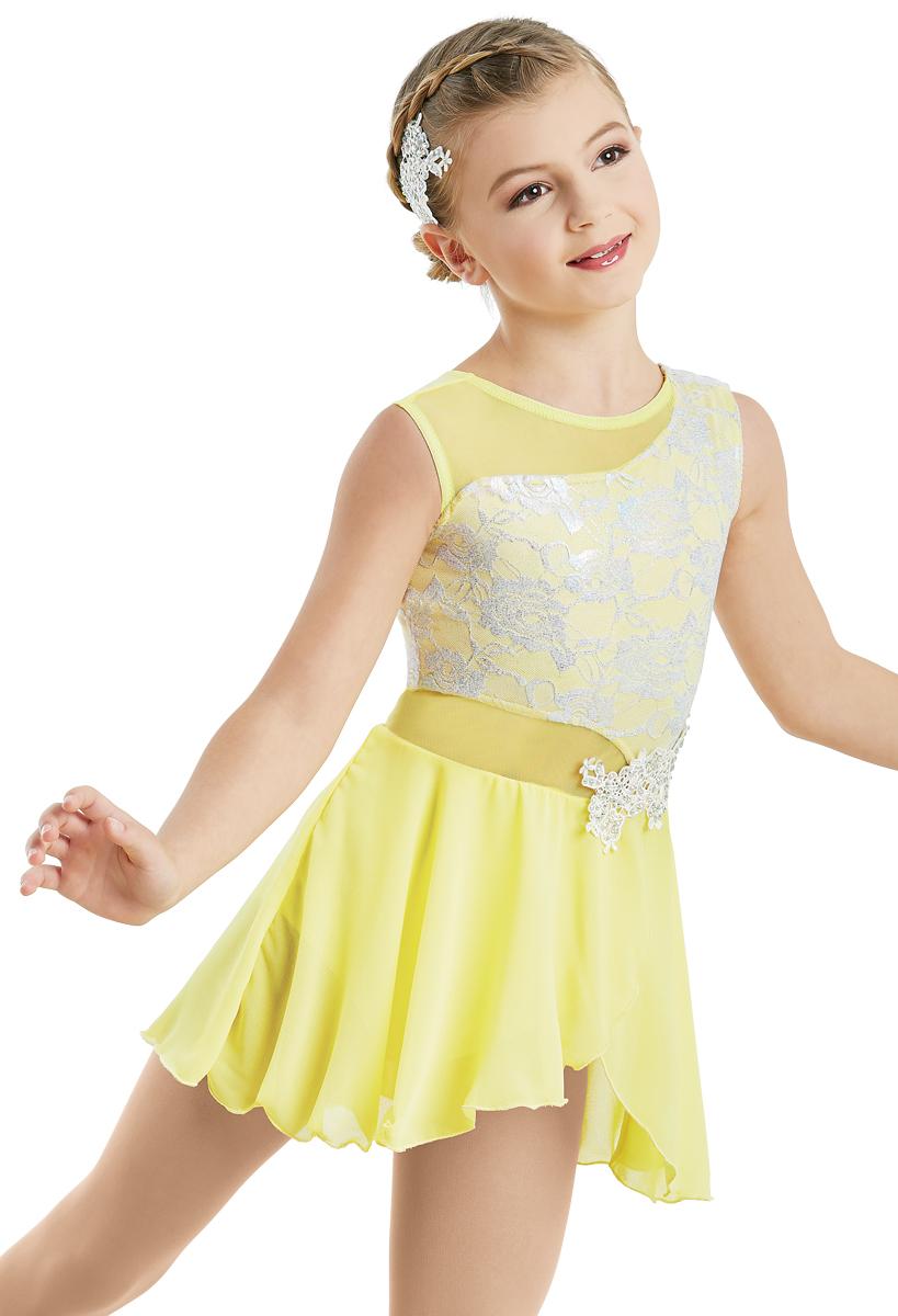 Flowing Dance Dresses