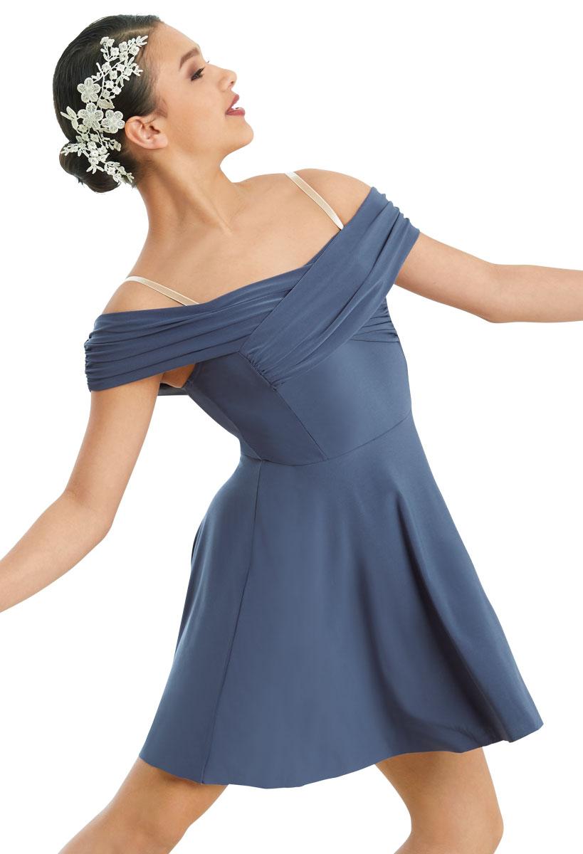 Brown Dance Dresses