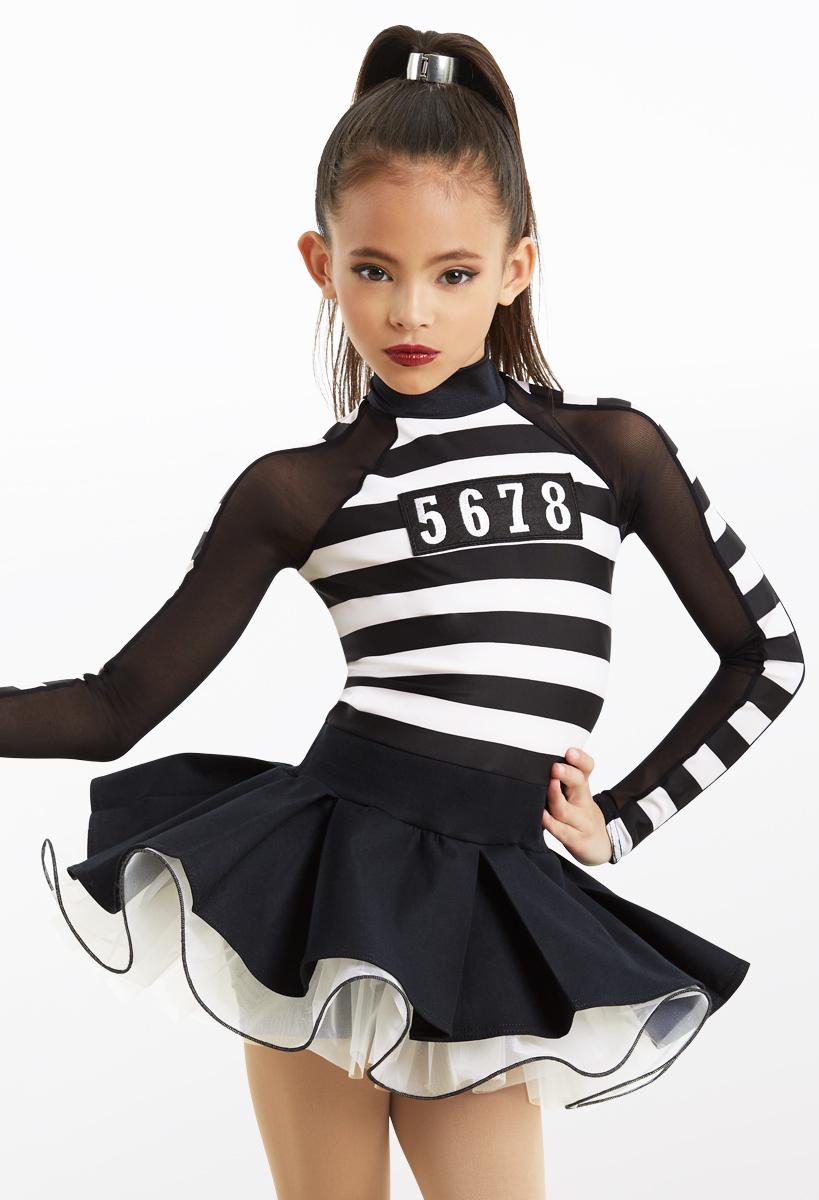 Jailhouse Rock Character Dance Costume Weissman