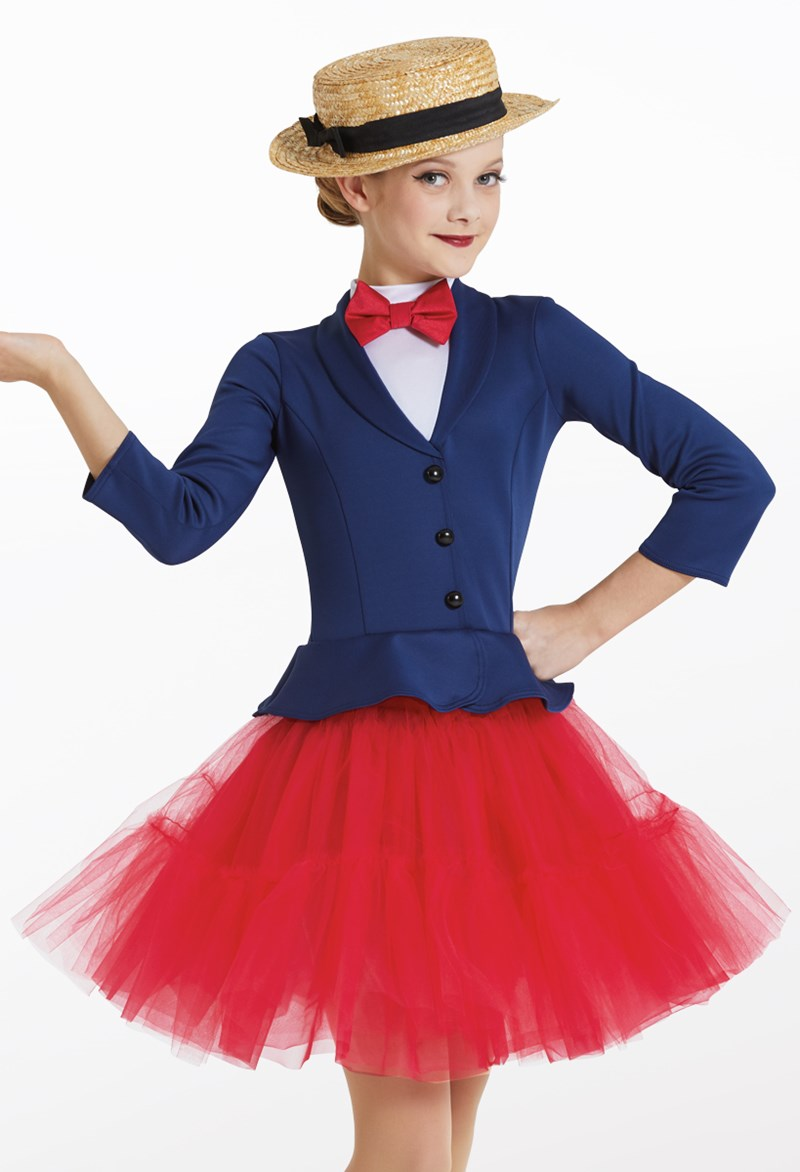 Mary Poppins Inspired Character Dress Weissman