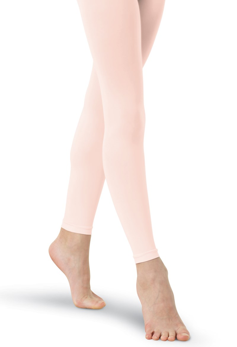 6aca26671ca3c Adult Ultra Soft Footless Tights | Capezio