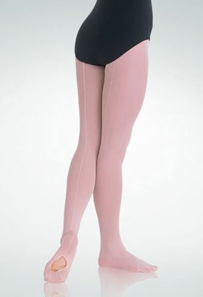 4ad635fdbe89c Adult Back-Seam Convertible Tights | Body Wrappers