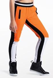 caee4e7cb8 Color Block Jogger Pants