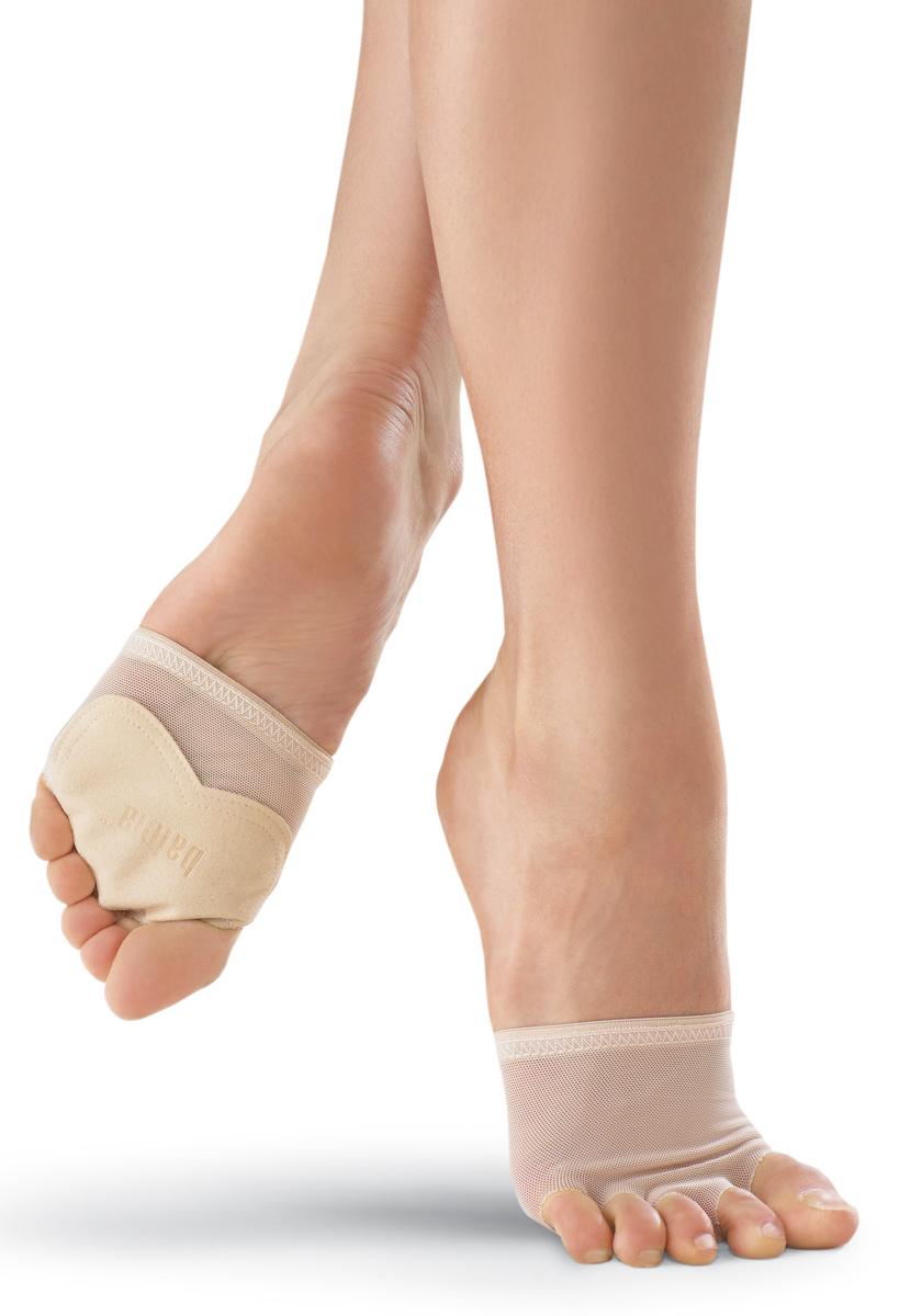 Balera Dance Shoe Half-Sole Turner Mesh
