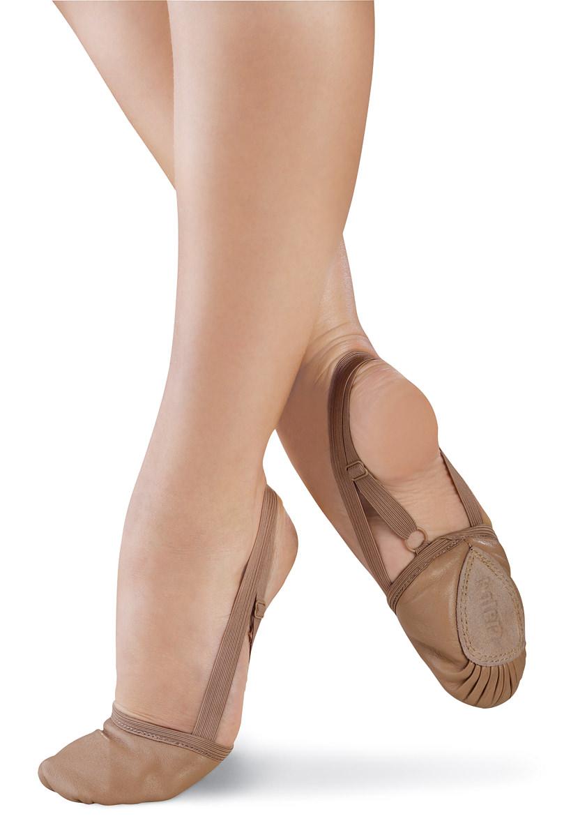 Spiral Half-Sole Lyrical Dance Shoe