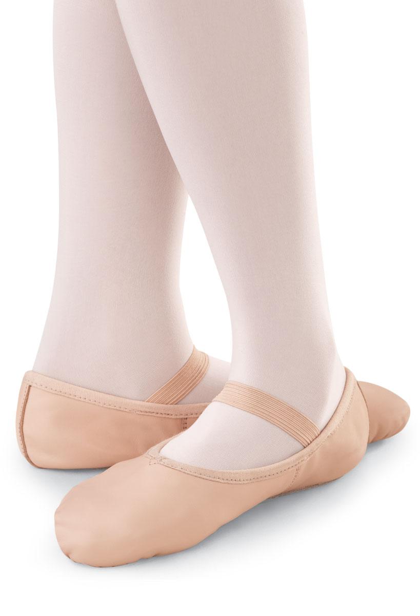 NEW Capezio 2037W Black stretch canvas soft ballet shoes Hanami UNISEX