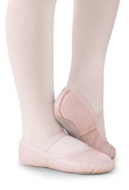 No-Tie Full-Sole Ballet Shoe