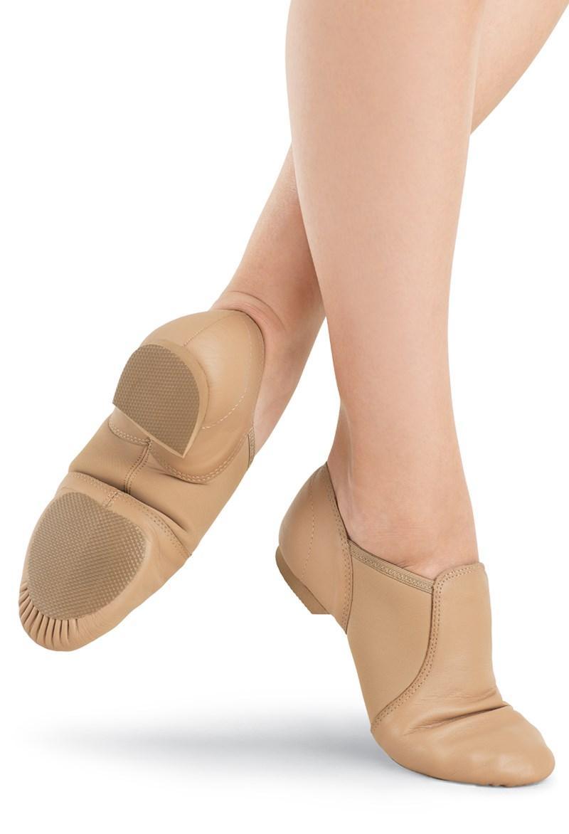 8359c68801c5 Leather Slip-On Jazz Shoe