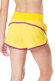Sam Low-Rise Woven Shorts