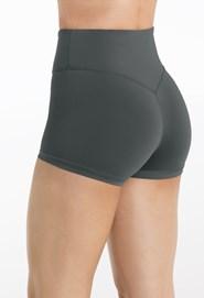 354eca3b5cd FlexTek Back Seam Booty Shorts