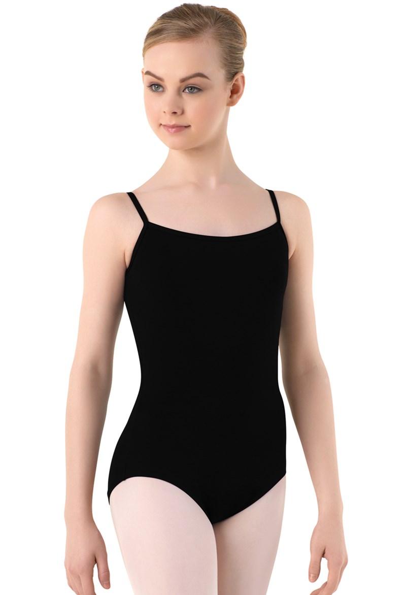 8199f158a Adult Cotton Camisole Dance Leotard
