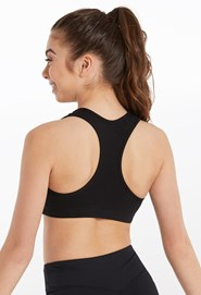 Cotton Racerback Bra Top