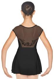 0eebcedb4 Bloch Kids Cap Sleeve Dress