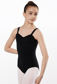 Cotton Princess Seam Leotard