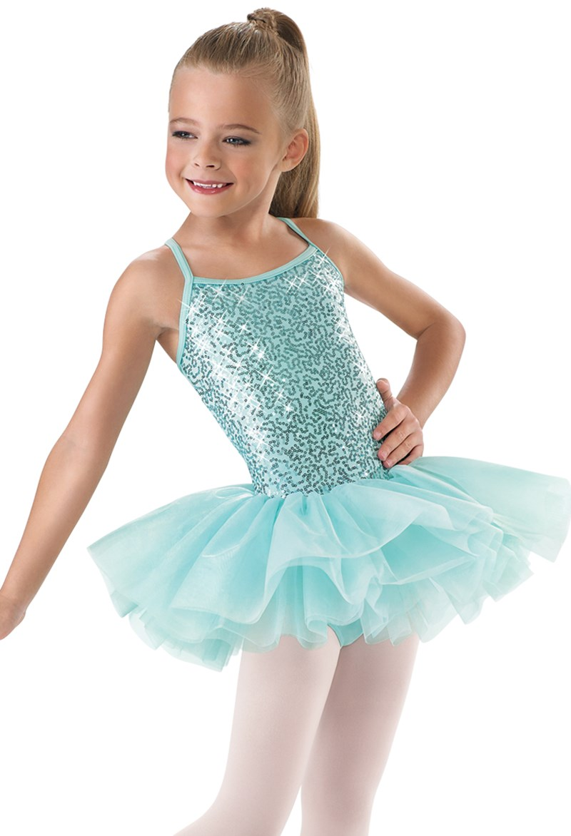 Kids  Sequin Tutu Dress  55519773088f5