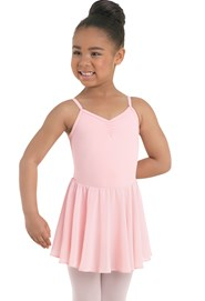 Kids' Bow-Back Camisole Dress
