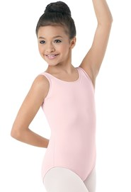 454d6de4c Kids Pink Ballet Leotards
