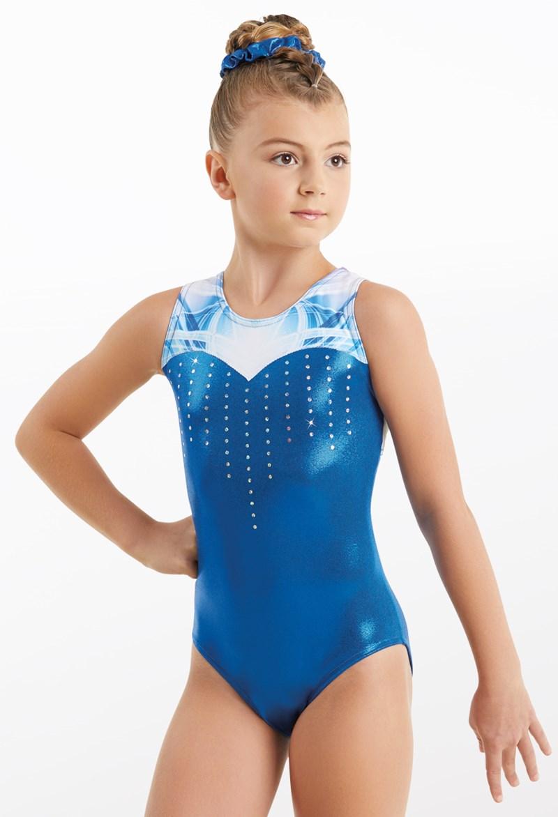 456fb79e99fa Sweetheart Racerback Gymnastics Leotard   Balera™