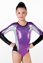 41e1967f79b1 Metallic Leotard
