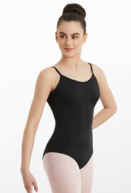 Low-Back Camisole Leotard