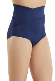 High-Waist V-Cut Briefs