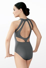 Cutout Back Leotard