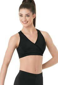 Halter Bra Top with Racerback