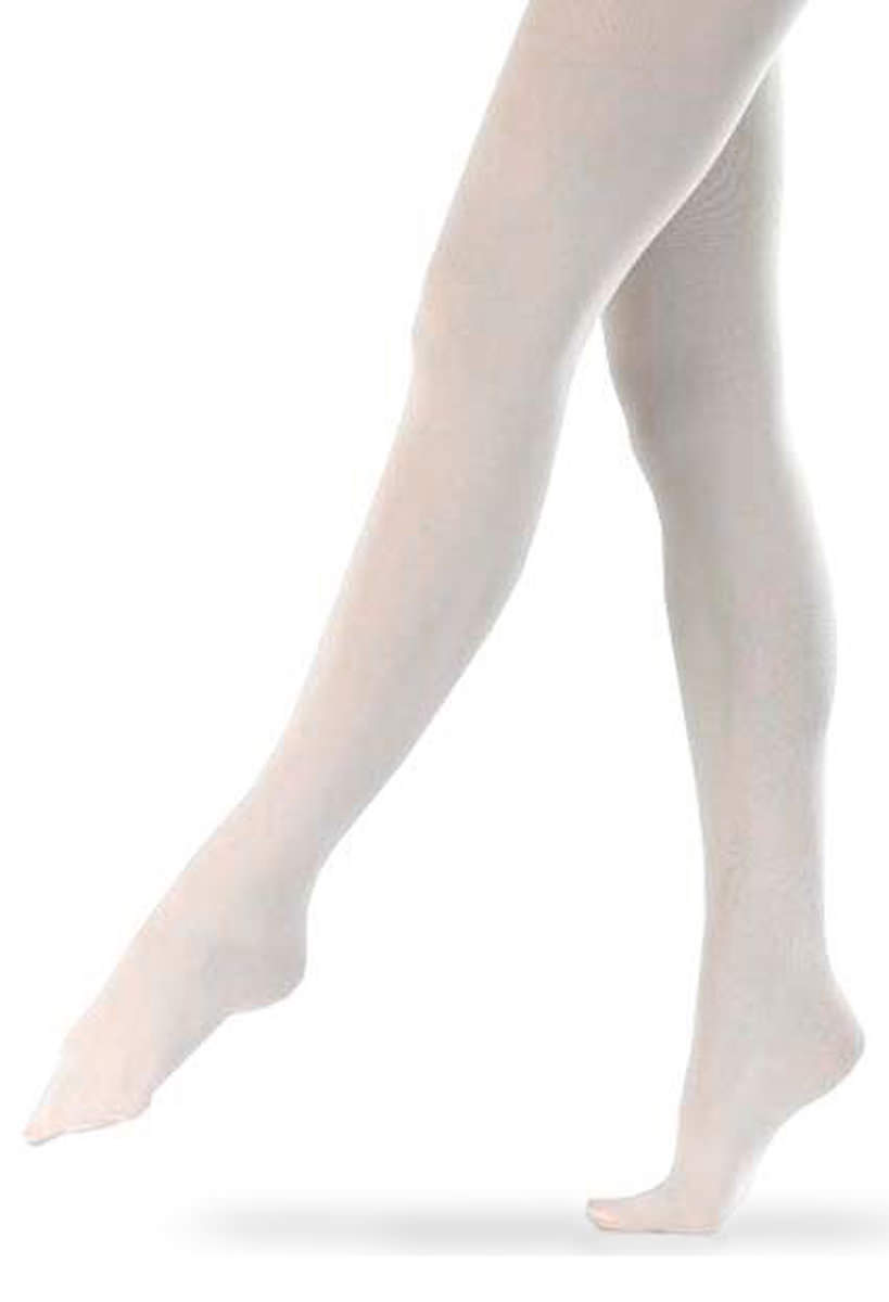 ab3cdf882 Balera Tights Womens Nylons Dance Convertible Adult Hosiery For Class And  Performance Comfortable Durable Construction T90