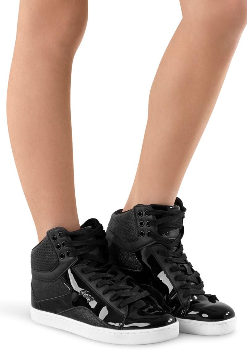63c0a7fb4 Pop Tart Glitter Hip-Hop Dance Sneakers | Pastry™