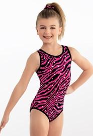 1e060c8c5 Gymnastics Leotards  Girl s Affordable Gymnastics Leos