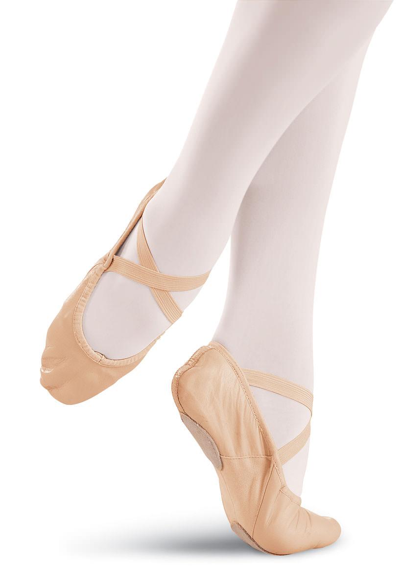 Bloch Leather Ballet Shoe