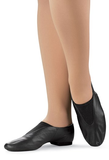 Split-Sole Slip-On Super Jazz Shoe | Bloch