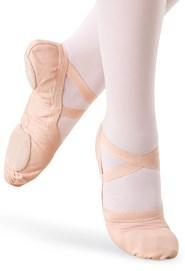 7b11198fec1 Bloch Elastic Ballet Shoe