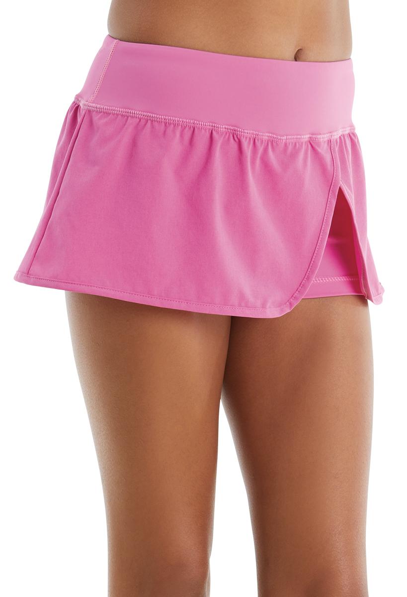 Women Balera Dance Shorts With Ruched Sides Clothing pubfactor.ma