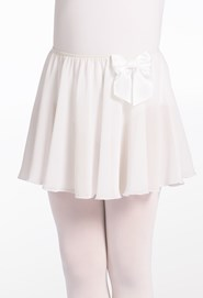Kids' Bow-Accent Skirt