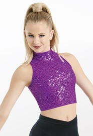 3383203e38119 Child Crop Tops | Dancewear Solutions®
