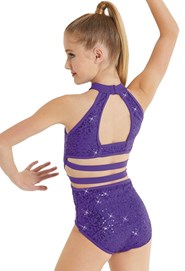 a5c5622cbb45fb Sequin Leotard | Dancewear Solutions®