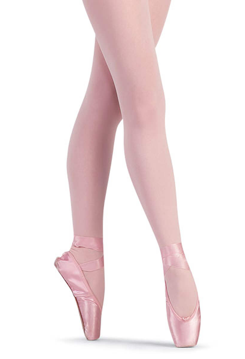 NEW BLOCH BALLET FOOTED TIGHTS PINK or  LT TAN CHILD ADULT T0921G T0920L