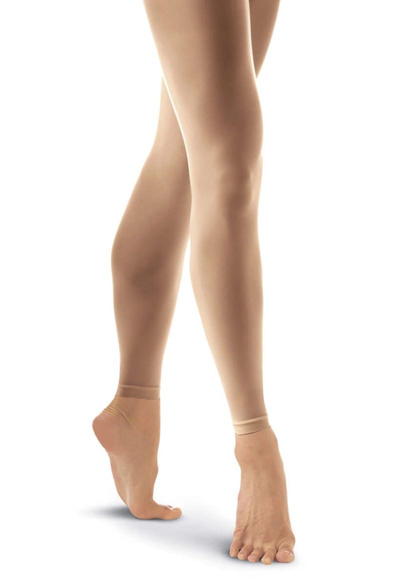 ea61e0407f946 Adult Microfiber Footless Dance Tights | Balera™