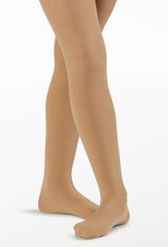 Girls' Footed Tights